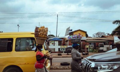GHANAIANS LIVE IN PEPERTUAL FEAR
